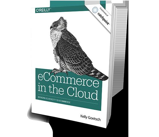 eCommerce in Cloud Ebook Image