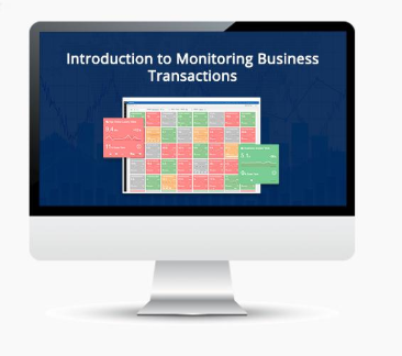 Monitoring Business Transactions Webinar Image