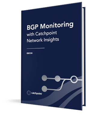 BGP Monitoring with Catchpoint Network Insights