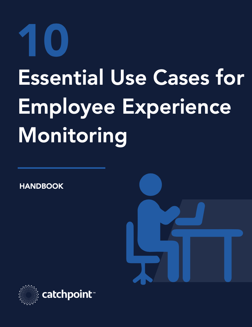 Essential Use Cases for EX Monitoring Handbook